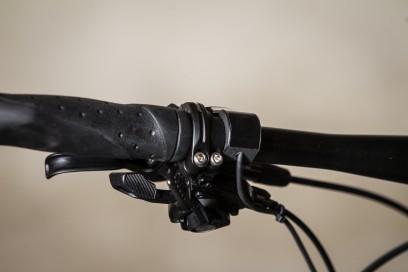 MTB Taster ohne LED mit Kabel für Start/Stopp.