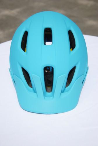 Ebenfalls neu ist der Quantum. Wie viele Bontrager Helme ...