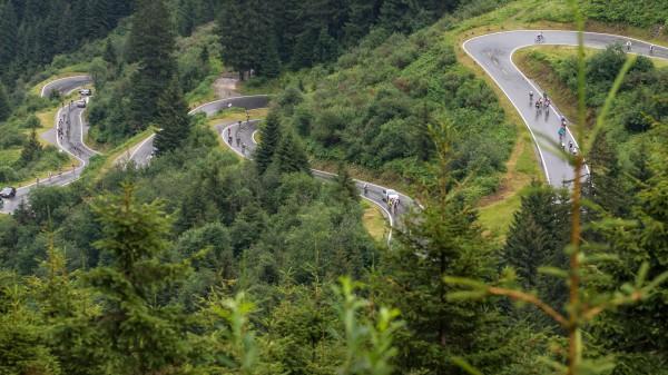 Bildbericht Arlberg Giro 2016
