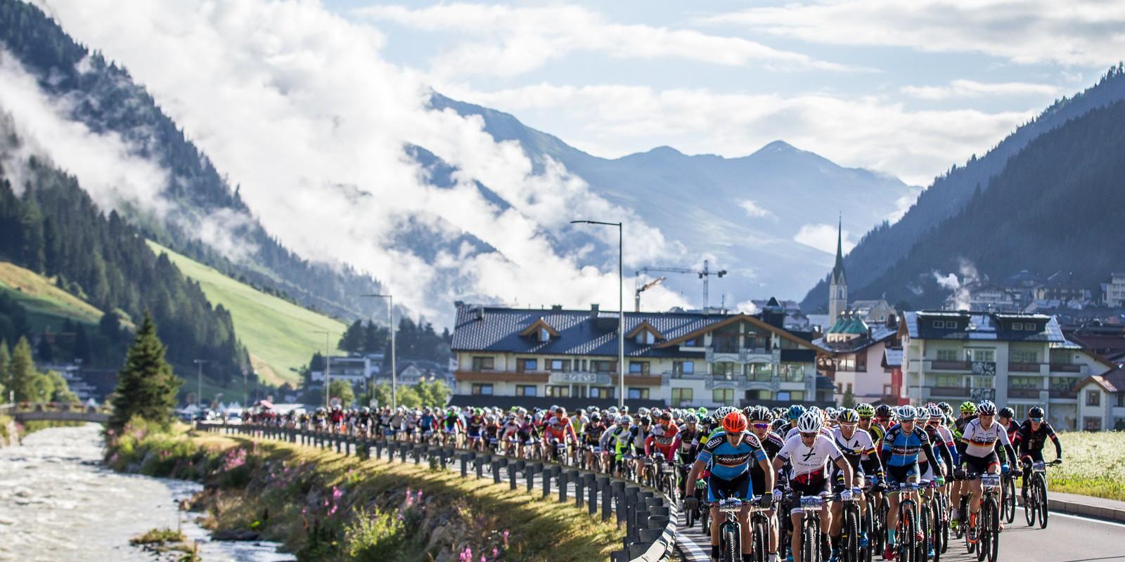 Ischgl Ironbike Festival 2016