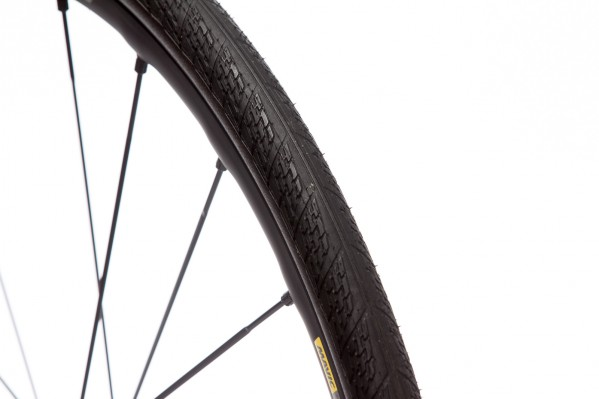 Empfohlene Reifenbreite: 28 bis 42 mm