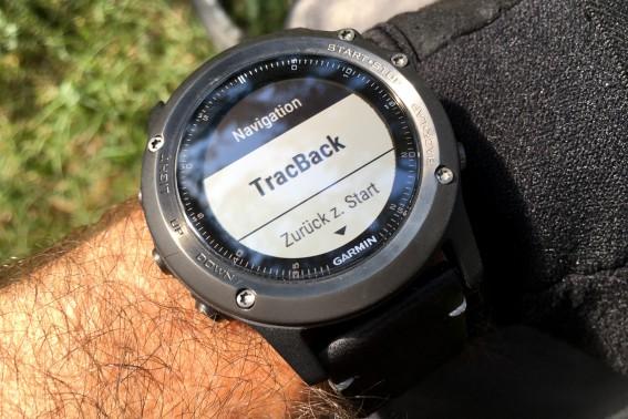 mit TrackBack geht's zurück auf Anfang