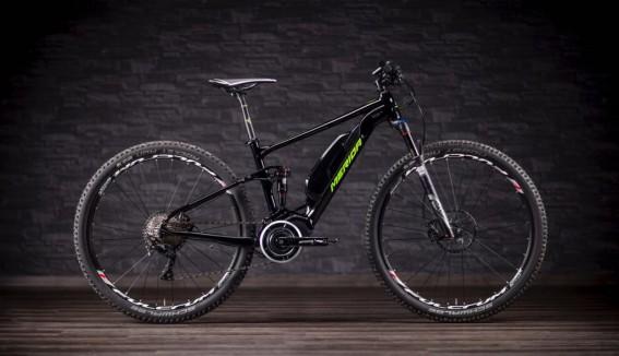 Nähers zu den neuen Bikes eNINTEY-Nine,