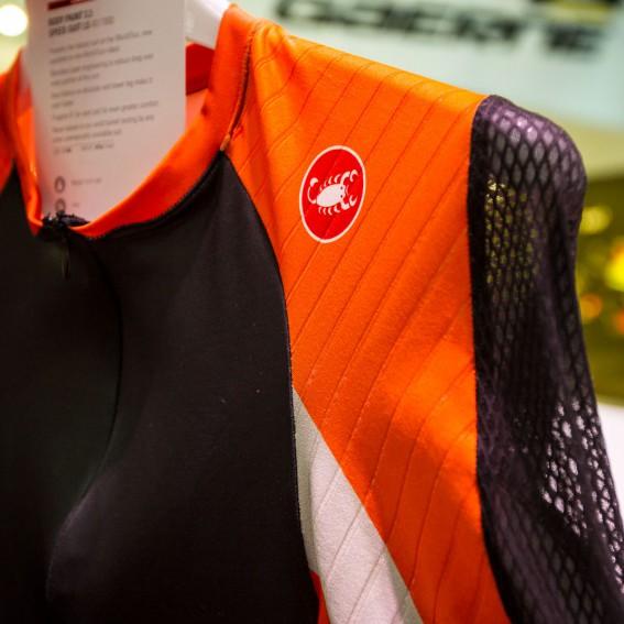 Ein neues Material an den Schultern soll ihn noch um einen Tick schneller machen.
