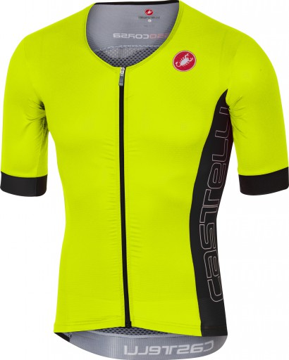 Free Speed Race JerseyKurzarm Trikot für alle drei Disziplinen, als Herren- und Damenmodell in verschiedenen Farben, erstes Damen-Kurzarmtrikot zum Laufen (€ 99,95)