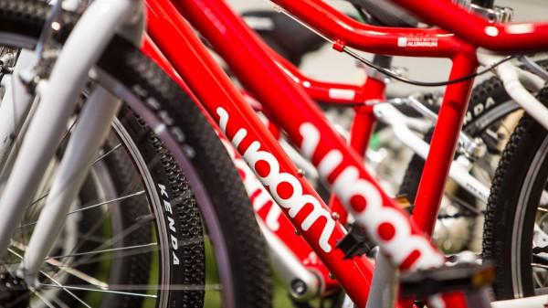 Woom Bikes Neuheiten 2017