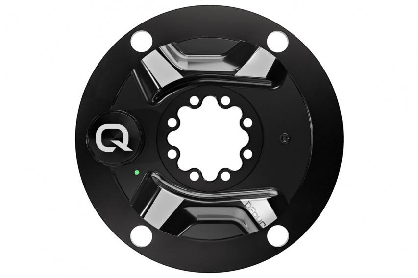 Quarq DFour Power Meter Spider-- wie links, allerdings nur Kurbelstern. ? 779,-