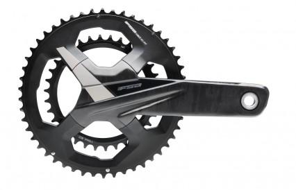 Ergänzend zur elektronischen Rennradgruppe hat FSA für die K-Force WE einen neuen BB386Evo Hollow-Carbon-Kurbelsatz...