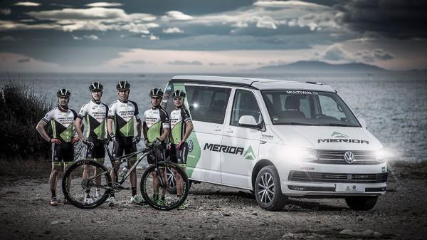 Aus für Multivan Merida Team