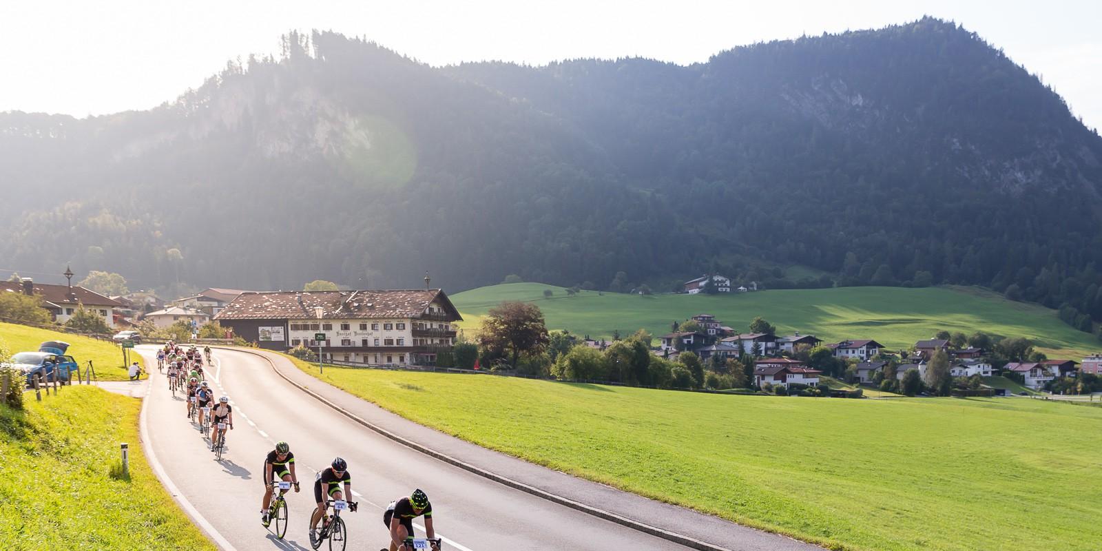 Kufsteinerland Radmarathon 2016