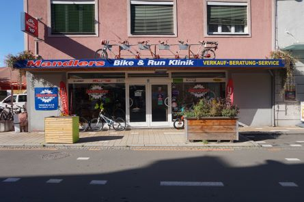 Mandlers Bike & Run Klinik