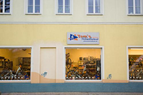 Tom's Radhaus