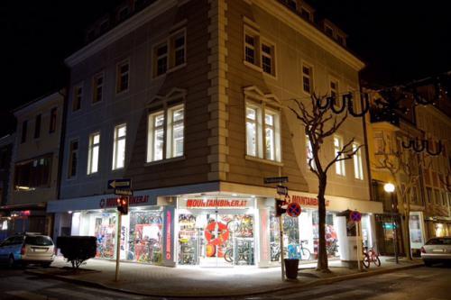 Mountainbiker Klagenfurt