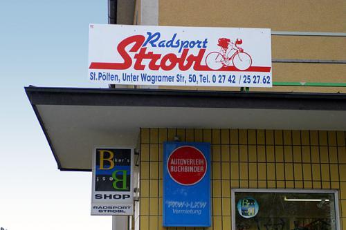 Radsport Strobl