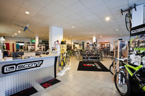 Scott Reference Center-Bikestore Wien Nord