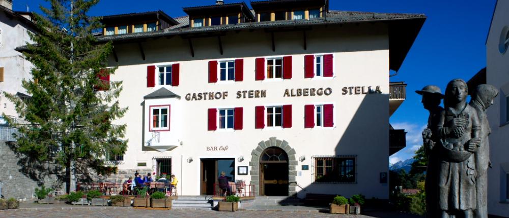 Deutschnofen Hotel Stern