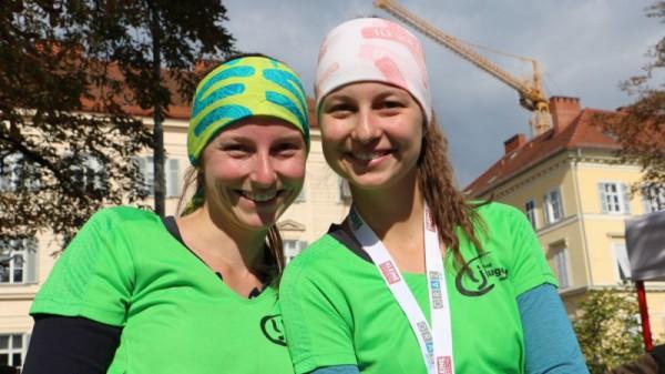Tolle Stimmung beim Graz Marathon