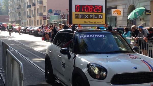 Ein Marathonlauf unter zwei Stunden ist unmöglich, meint zum Beispiel Paul Tergat