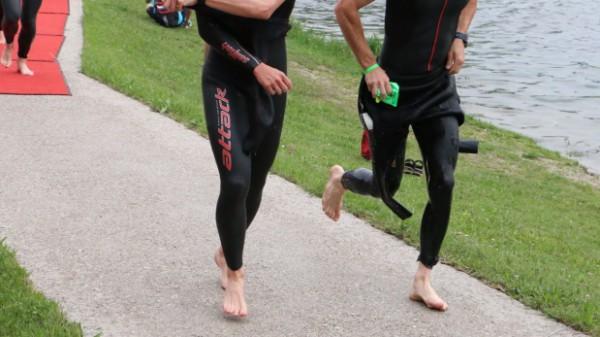 Neue Laufstrecke beim Triathlon Challenge Roth