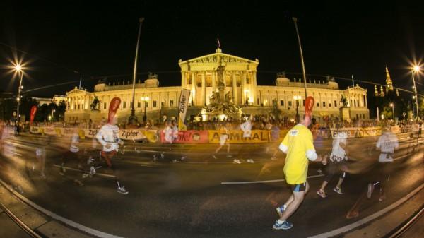 erste bank vienna night run - die Online-Anmeldung ist geöffnet