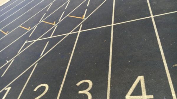 Weltrekord von Genzebe Dibaba